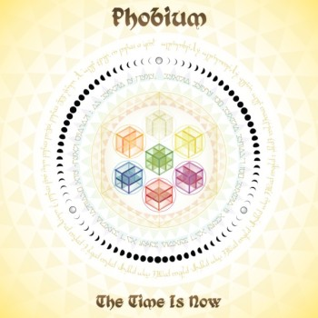 Phobium - The Time Is Now (2010)