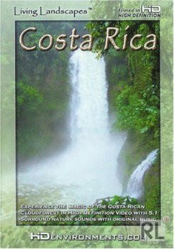 ����� �������: �����-���� / Living Landscapes: Costa Rica (2007) BDRip