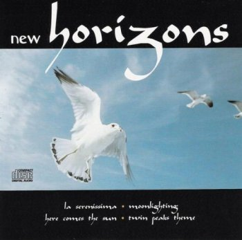 Paul Brooks - New Horizons (2007)