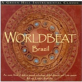 David Lyndon Huff & Jack Jezzro - Worldbeat Brazil (2001)