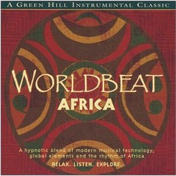 David Lyndon Huff - Worldbeat Africa (2002)