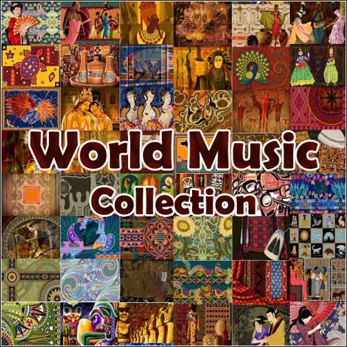 World music collection 2011