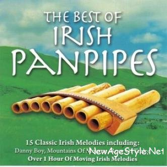 Mickey Simmonds & Davey - The Best Of Irish Panpipes (2007)