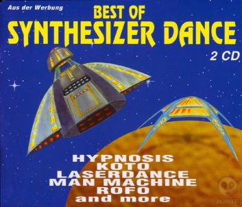 Best of Synthesizer Dance (1994) 2CD
