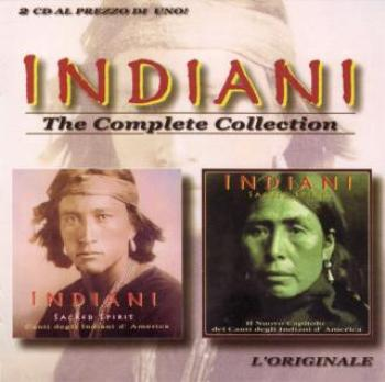 Sacred Spirit - The Complete Collection L'Originale (2001)