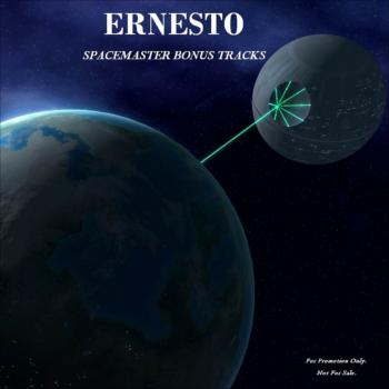 Ernesto - SpaceMaster bonus tracks (2009)