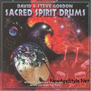 David & Steve Gordon - Sacred Spirit Drums (1998)