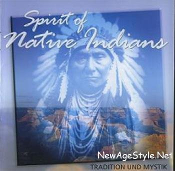 Mark Bender - Spirit of native Indians (2005)
