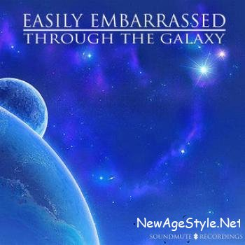 Easily Embarrassed - Through the Galaxy EP (2009)