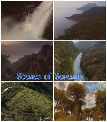 Название scenes of serenity volume 2