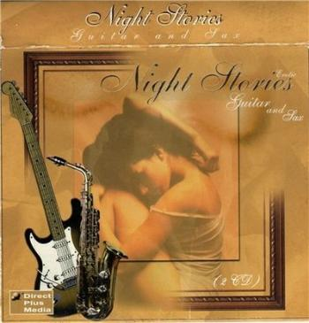 Erotic Night Stories - Guitar and Sax (2003)