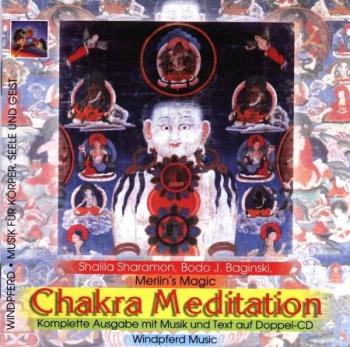 Merlin's Magic - Chakra Meditation (2000)