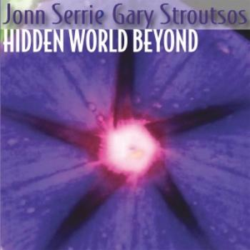 Jonn Serrie & Gary Stroutsos - Hidden World Beyond  (2009)