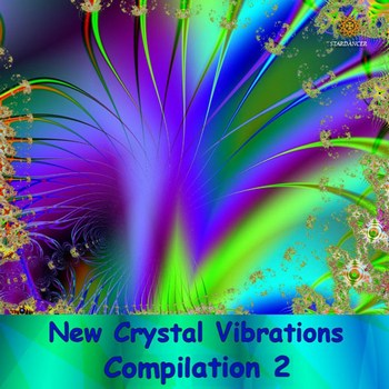New Crystal Vibrations Music - Compilation Vol.2 2CD (2010)