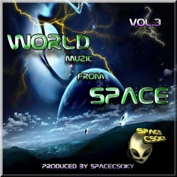 World Muzic from Space Vol.3 (2010)