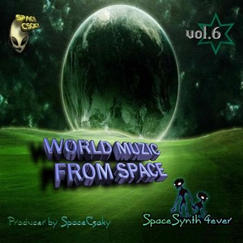 World Muzic from Space Vol.6 (2010)
