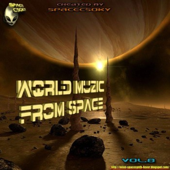 World Muzic from Space Vol.8 (2010)
