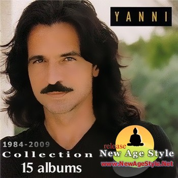 Yanni - Collection / 15 albums (1984-2009)