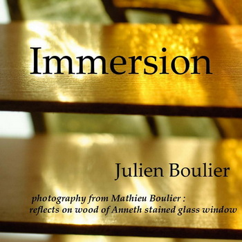 Julien Boulier - Immersion (2010)