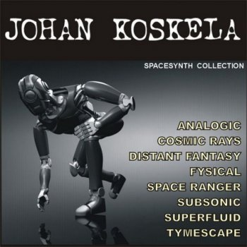 Johan Koskela - SpaceSynth Collection (2004)