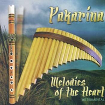 Pakarina - Melodies of the Heart (2011)