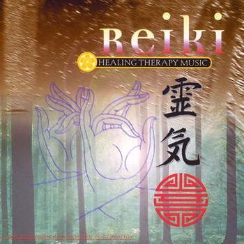 Healing Therapy Music - Reiki (2000)