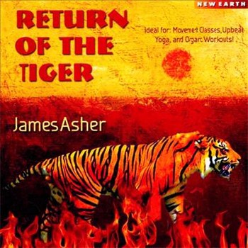 James Asher - Return of the Tiger (2011)