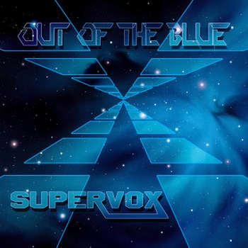 SuperVox - Out Of The Blue (2012)