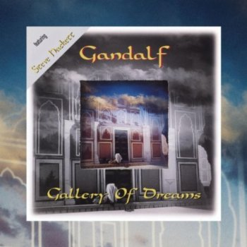Gandalf feat. Steve Hackett - Gallery Of Dreams + Live. 3CD (1992,2012)