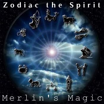 Merlin's Magic - Zodiac the Spirit. 12CD. (1993)