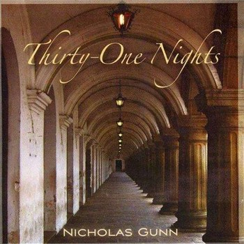 Nicholas Gunn – Thirty-One Nights (2012)