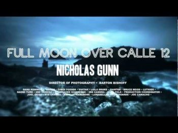 Nicholas Gunn - Full Moon Over Calle 12