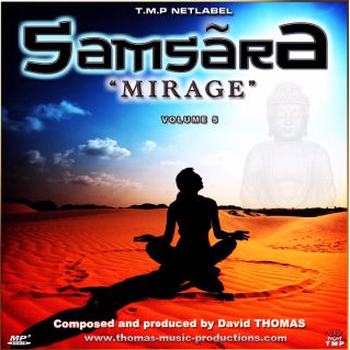 "David Thomas ""Samsara""  - Mirage Vol. 5 (2013)"