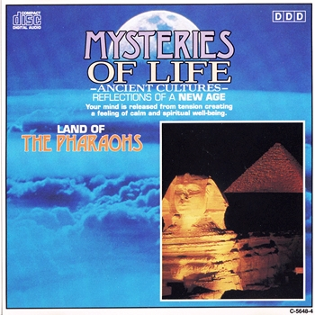 Philippe de Canck - Mysteries Of Life Land Of The Pharaohs (1993)