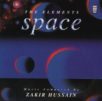 Zakir Hussain - The Elements Space (1995)