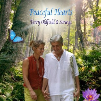 Terry Oldfield & Soraya - Peaceful Hearts (2013)