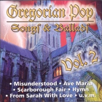 Mystica - Gregorian Pop - Songs & Ballads 2 (2005)