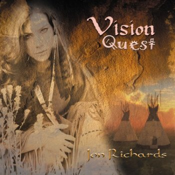 Jon Richards - Vision Quest (2014)