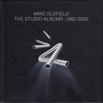 Mike Oldfield - The Studio Albums 1992-2003. 8CD Box Set (2014)