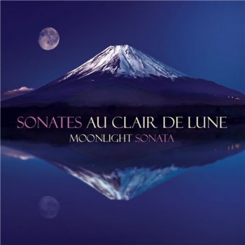 Paul Anthony Adams - Sonates au Clair De Lune (Moonlight Sonata) (2014)