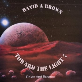 David A Brown - Toward the Light 7  (2017)