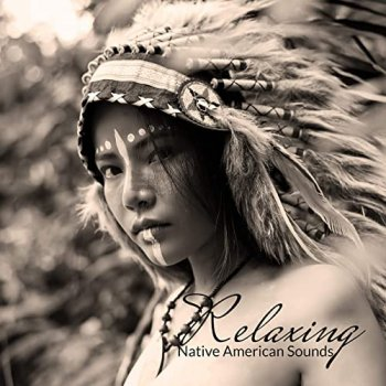 Calming Music Ensemble - Relaxing Native American Sounds (2020)