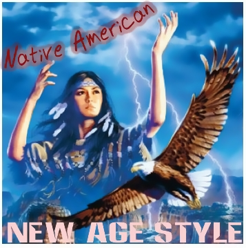New Age Style - Native American (2009)