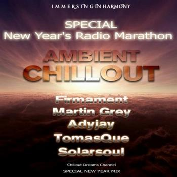 Special New Year's Radio Marathon on DI.fm Chillout Channel (2009)