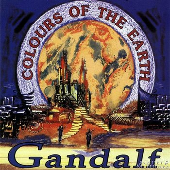 Gandalf - Colours Of The Earth (1994)