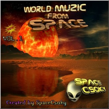 World Muzic from Space Vol.1 (2010)