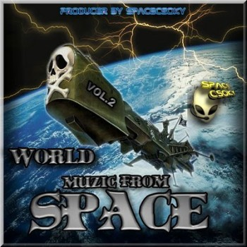 World Muzic from Space Vol.2 (2010)