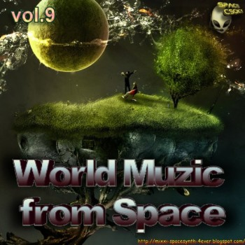 World Muzic from Space Vol.9 (2010)