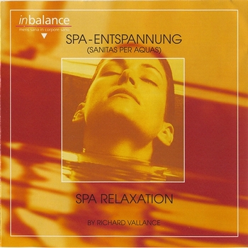 Richard Vallance - Spa Relaxation (2002)