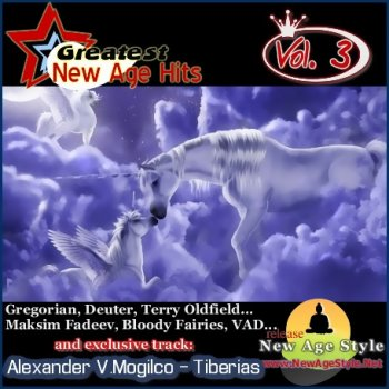 New Age Style - Greatest New Age Hits, Vol. 3 (2011)